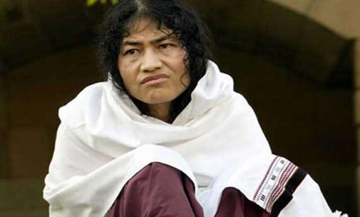 irom sharmila wishes to meet modi over afspa