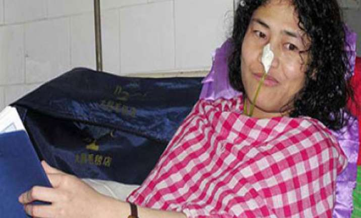 irom sharmila of manipur completes 12 years of fast