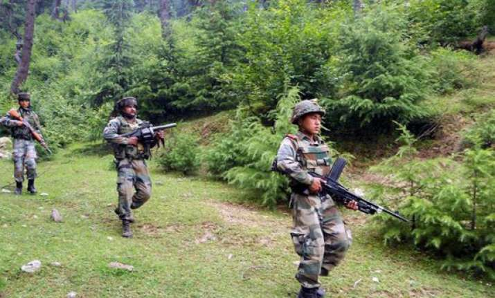 is keran incursion largest after kargil
