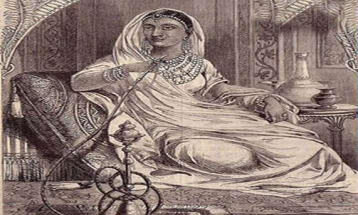 Is This The Real Picture Of Jhansi Ki Rani Lakshmibai Kin Files Pil