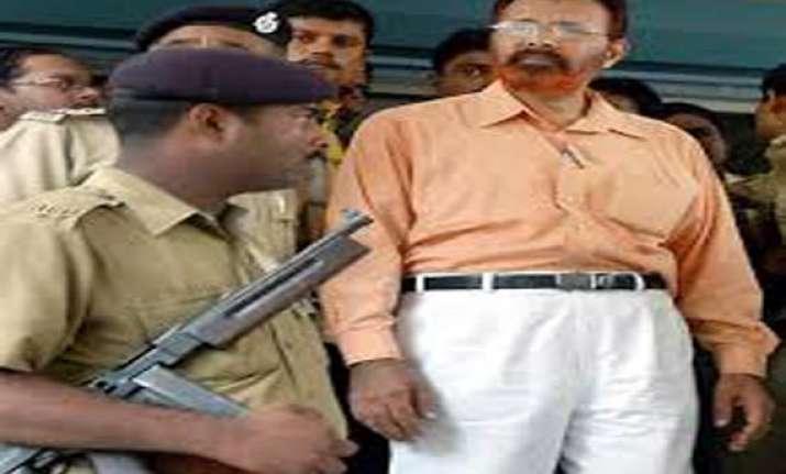 ishrat encounter vanzara sent to judicial custody