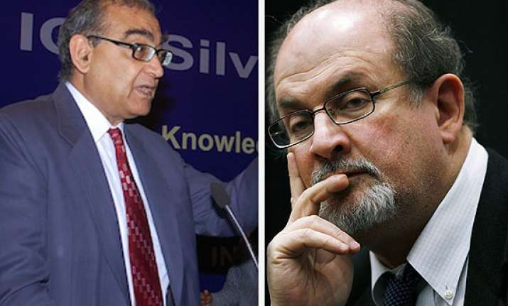 it is a mystery why rushdie won the booker says katju