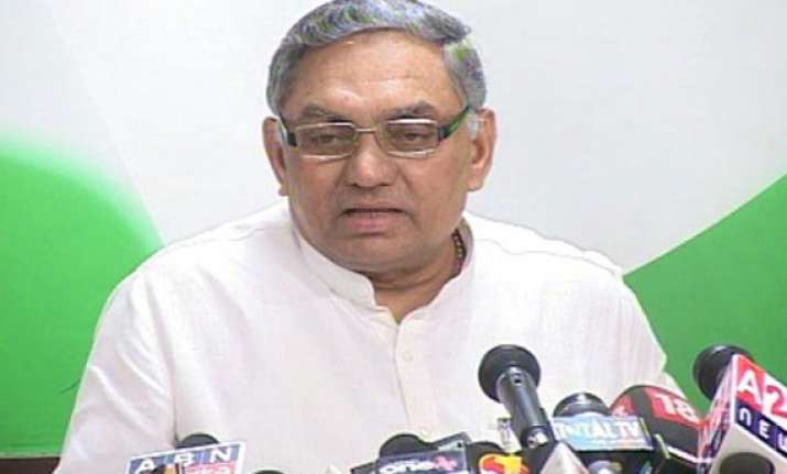 it is for govt to respond says congress