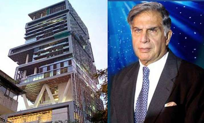 it s sad mukesh lives in such opulence says ratan tata