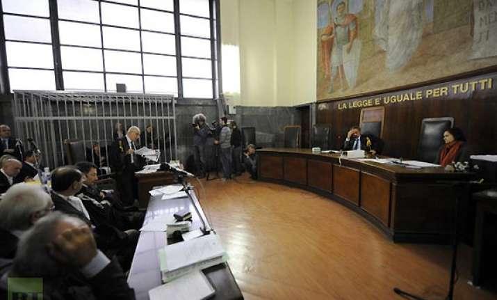 italian court bars india from encashing agusta bank