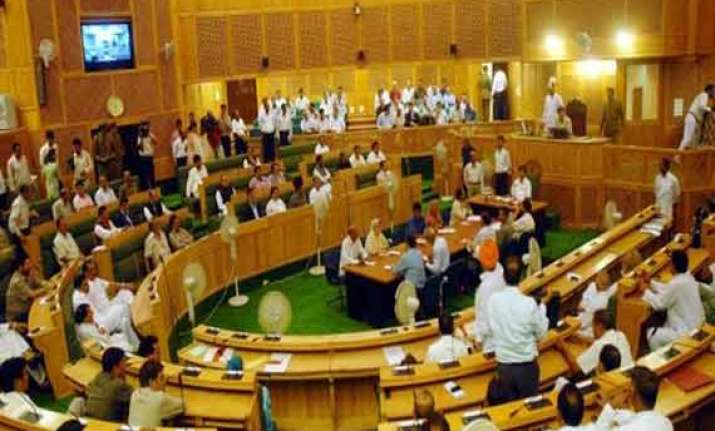j k assembly asks government to provide ration at rs 2/kg