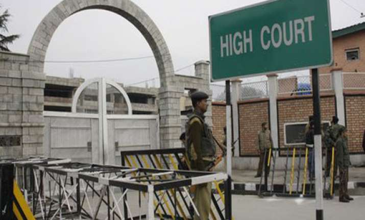 subordinate courts being set up on hc recommendations