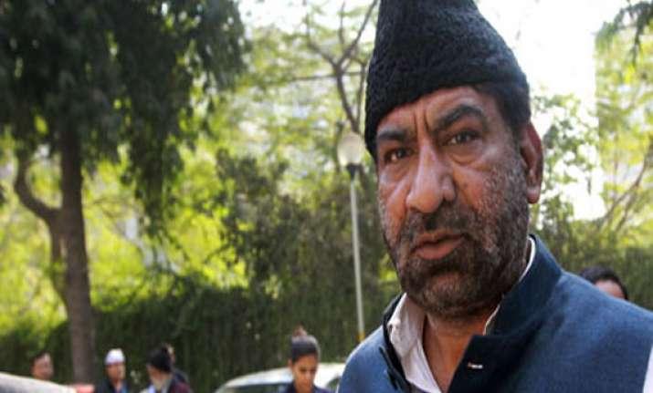 jd u mla shoaib iqbal gives 48 hour ultimatum to kejriwal