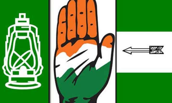 jd u rjd congress reach agreement for bihar by polls