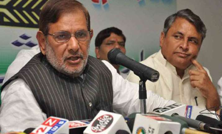 jd u attacks bjp for protesting reservation for minorities