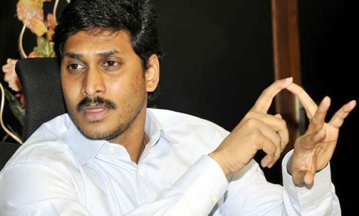 jagan declares rs 446 crore in assets