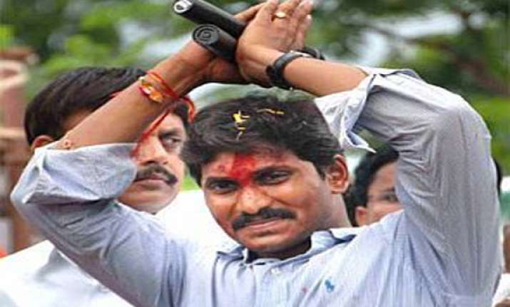 jaganmohan reddy to go on indefinite fast from saturday