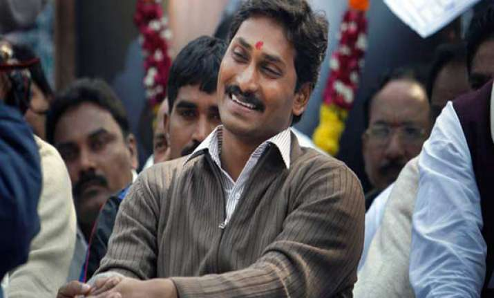 jagan s indefinite fast enters fourth day