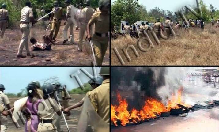 curfew in ratnagiri situation tense