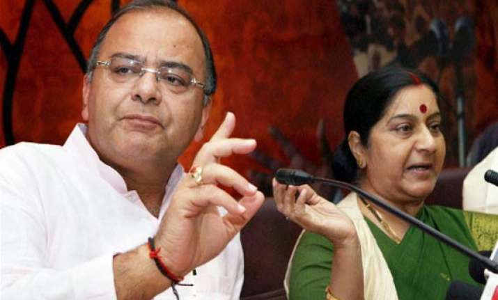 jaitley attacks pm says he is a ceo working for owner