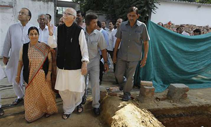 jaitley sushma take ill during advani yatra