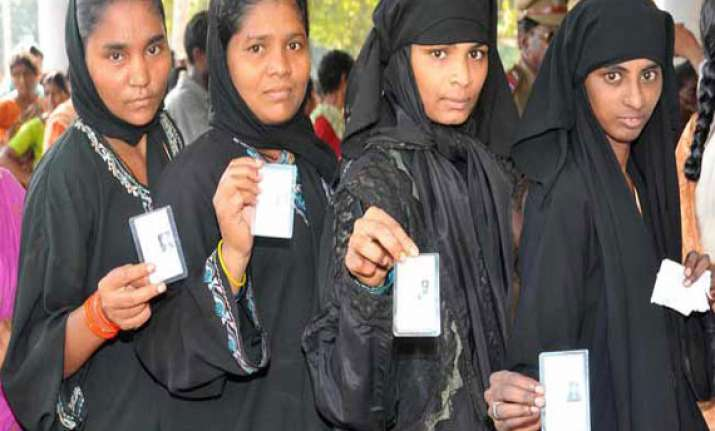 jammu records 68 per cent voter turnout