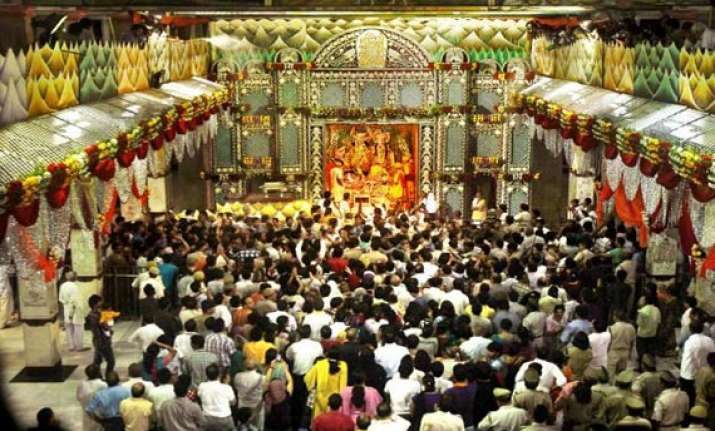 janmashtami celebrated with traditional fervour