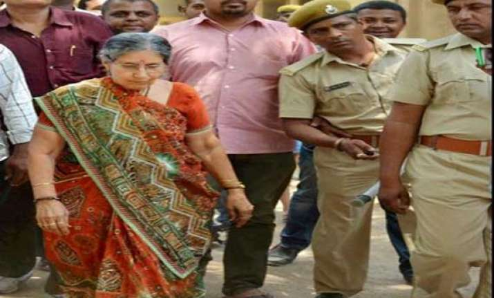 jashodaben likely to get same security cover as modi