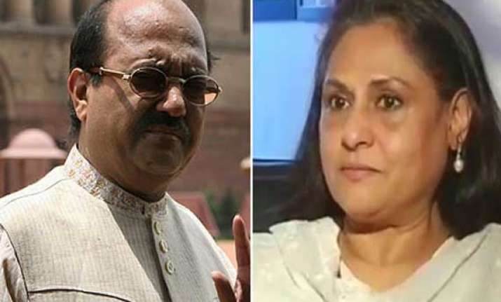 jaya bachchan to campaign against amar singh for april 24