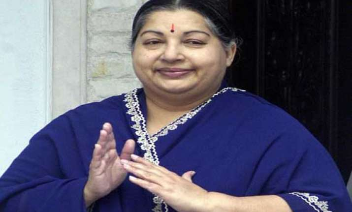jayalalithaa writes to martyr s wife calls him brave son