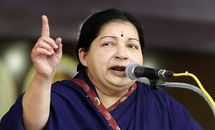jaya criticises centre over disinvestment in nlc