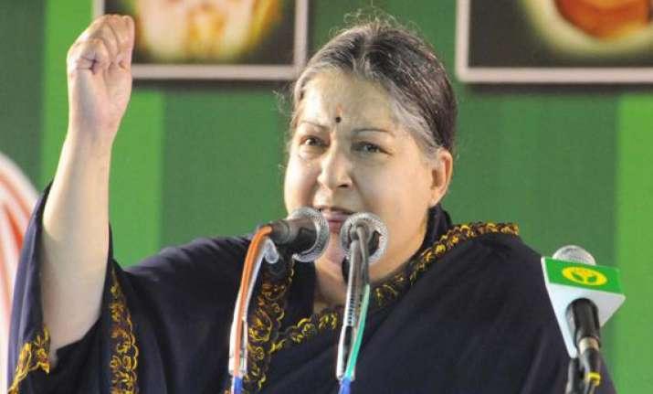 jaya writes to pm over mullaperiyar dam issue