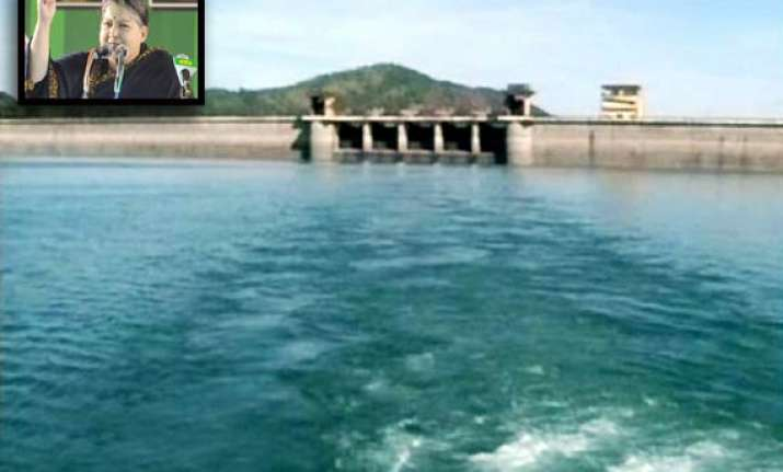 jayalalitha objects to dam safety bill