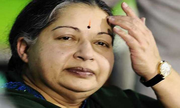 jayalalithaa announces candidates for ls polls in tn