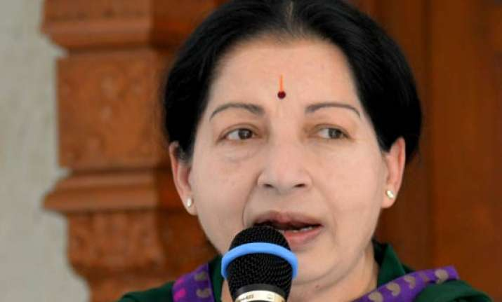 jayalalithaa announces rs 2 325 crore road projects