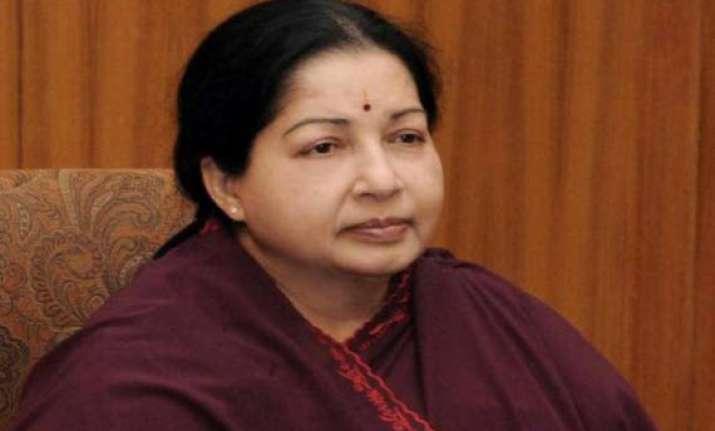 jayalalithaa opposes installing buoys on imbl with sri lanka
