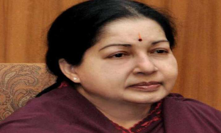 jayalalithaa urges nda central government to allow state