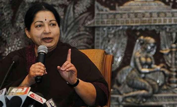jayalalithaa opposes demand for bringing pm under lokpal