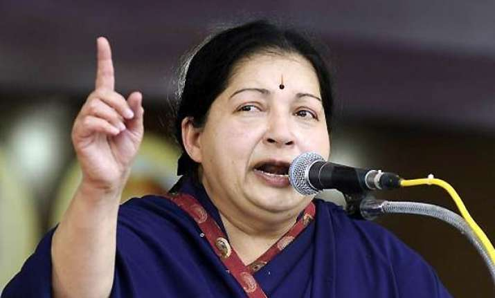 jayalalithaa opposes communal violence bill says it s