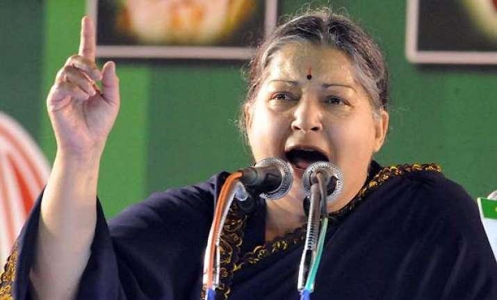 jayalalithaa returns after fortnight long holiday