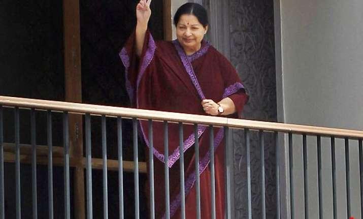 jayalalithaa elected aiadmk legislature party leader