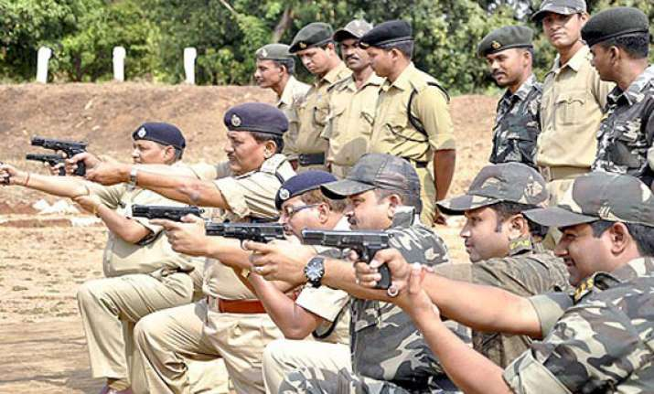 jharkhand police wants its own anti terrorist squad