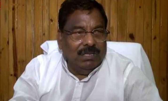 jharkhand minister simon marandi sacked