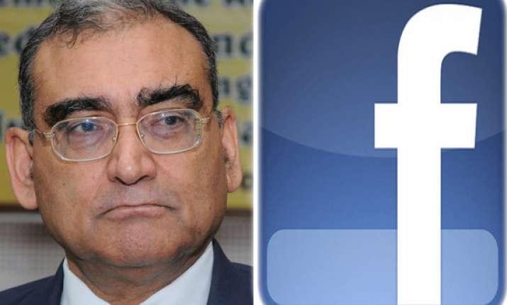 justice katju favours filtering of offensive internet