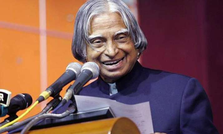 kalam urges scientists to develop better defence