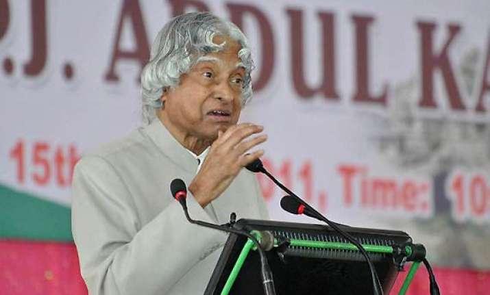 kalam cites modi scheme as model to reach out to rural