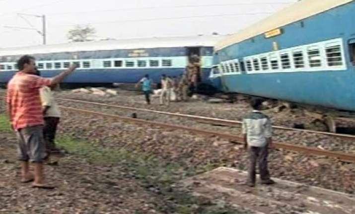 kalka mail mishap railway cancels 15 trains diverts ten