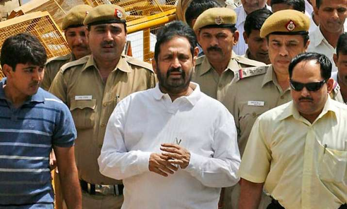 kalmadi refused permission by high court to attend