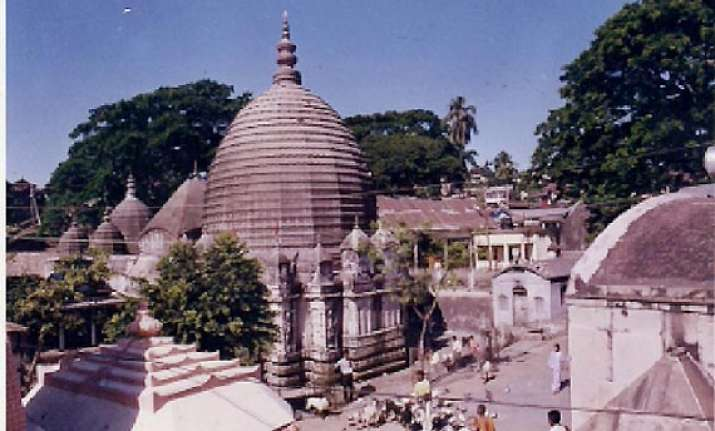 kamakhya temple closed for four days for ambubachi festival