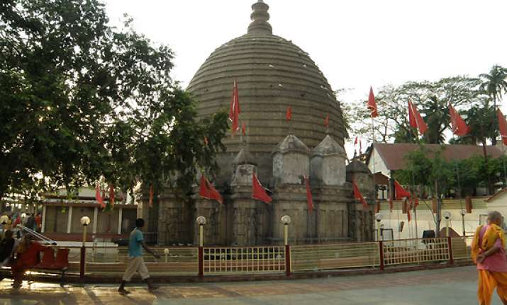 kamakhya temple closed for three days for ambubachi mela