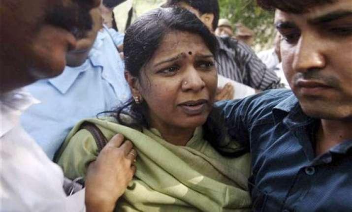 kanimozhi to move delhi hc for bail