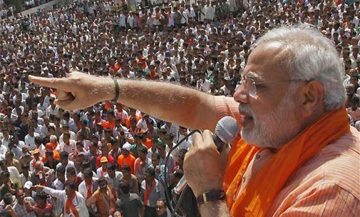 kanpur administration allows venue for modi rally