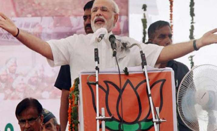 kanpur authorities refuse permission for modi rally on oct
