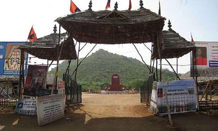 karnataka govt mulling takeover of nithyananda s ashram
