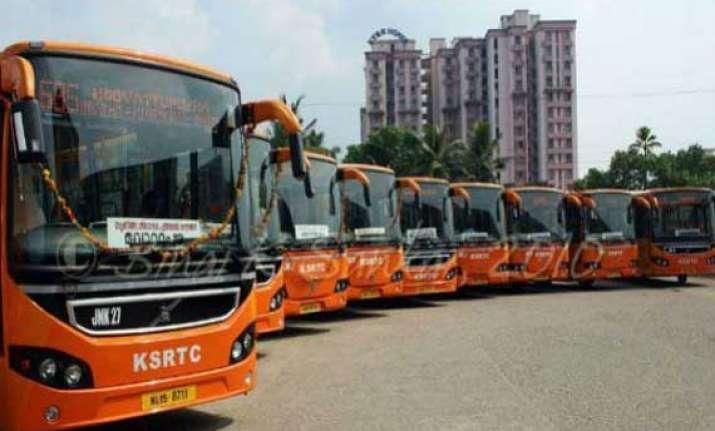 karnataka state road transport corporation to hike bus fare